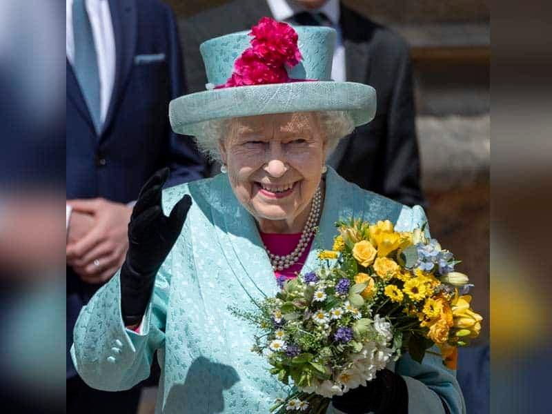 Reina Isabel cumplió 93 años en Domingo de Pascua