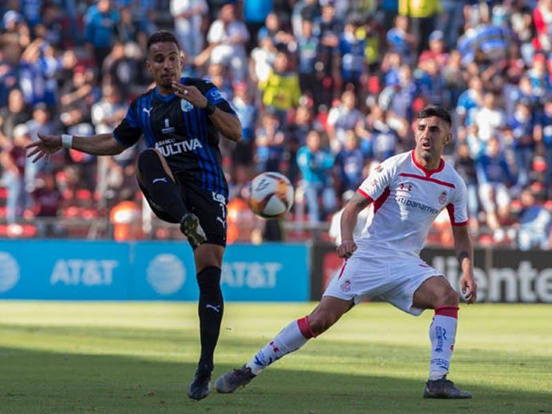 Liga MX: Querétaro y Toluca empatan en Jornada 14 Clausura 2019
