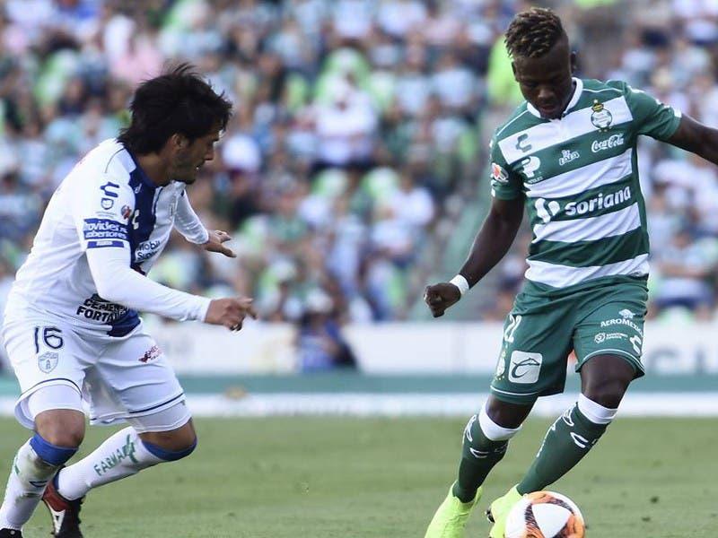 Liga MX: Santos y Pachuca empatan en Jornada 13 del Clausura 2019