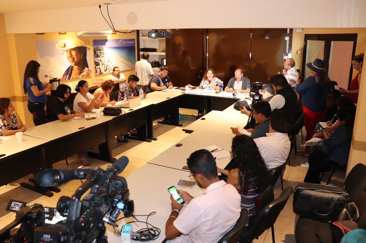 Reunión en la Secretaría de Turismo de Quintana Roo
