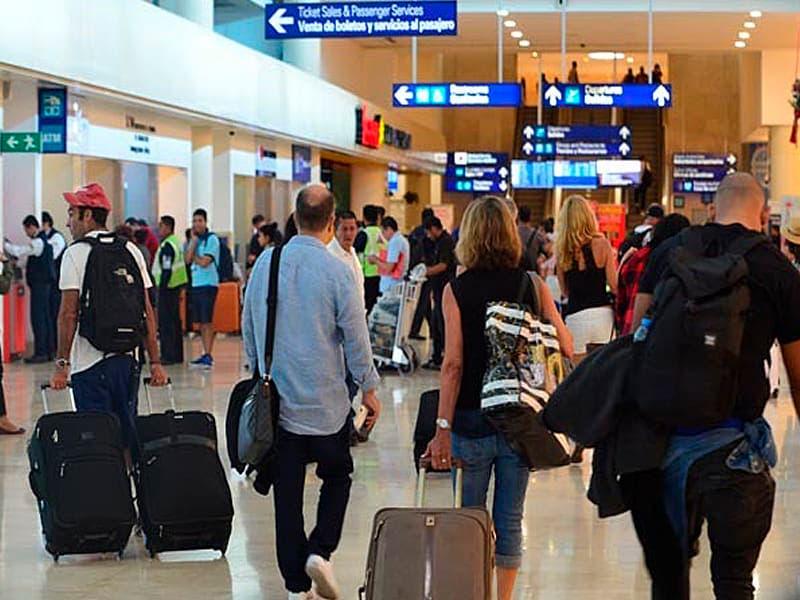 Aeropuerto de Cancún registra 2,152 operaciones en Semana Santa