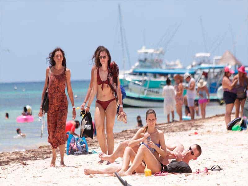 Exitosa ´Semana Santa´ en los destinos de Quintana Roo