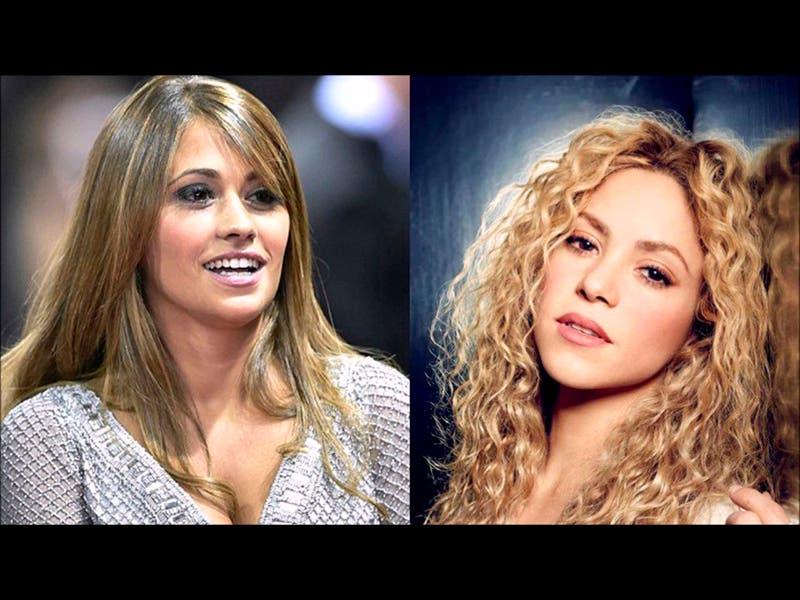 Shakira y Antonella ¿ya son amigas?