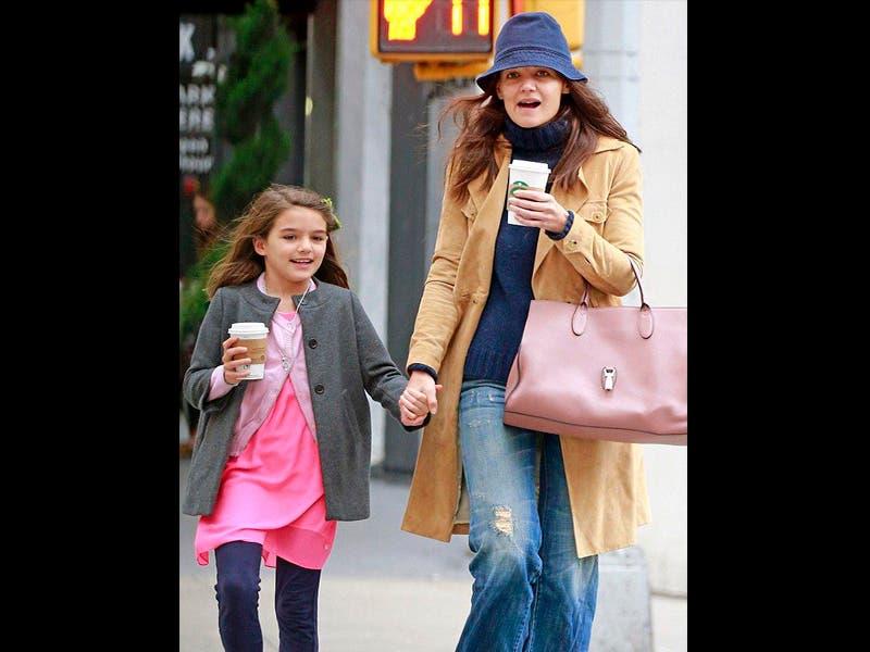 Suri Cruise hace seis años que no ve a su papá Tom Cruise