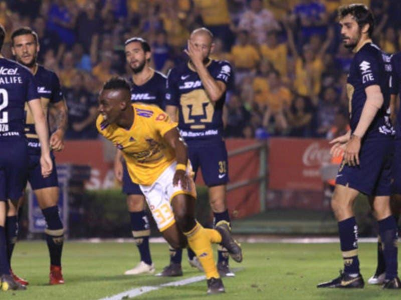 Liga MX: Tigres se impone ante Pumas en Jornada 13 Clausura 2019