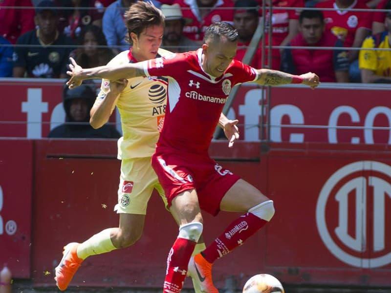 Liga MX: Toluca derrota a América en la Jornada 15 Clausura 2019