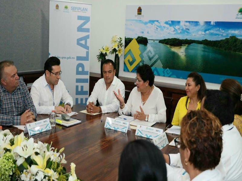 Sistema tributario de Quintana Roo va en marcha