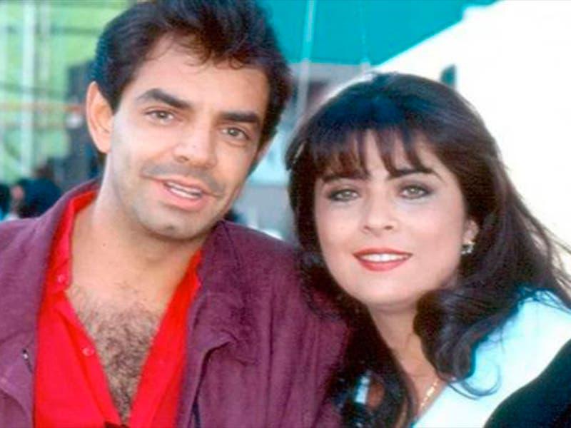 Victoria Ruffo y el nuevo agarrón con Eugenio Derbez