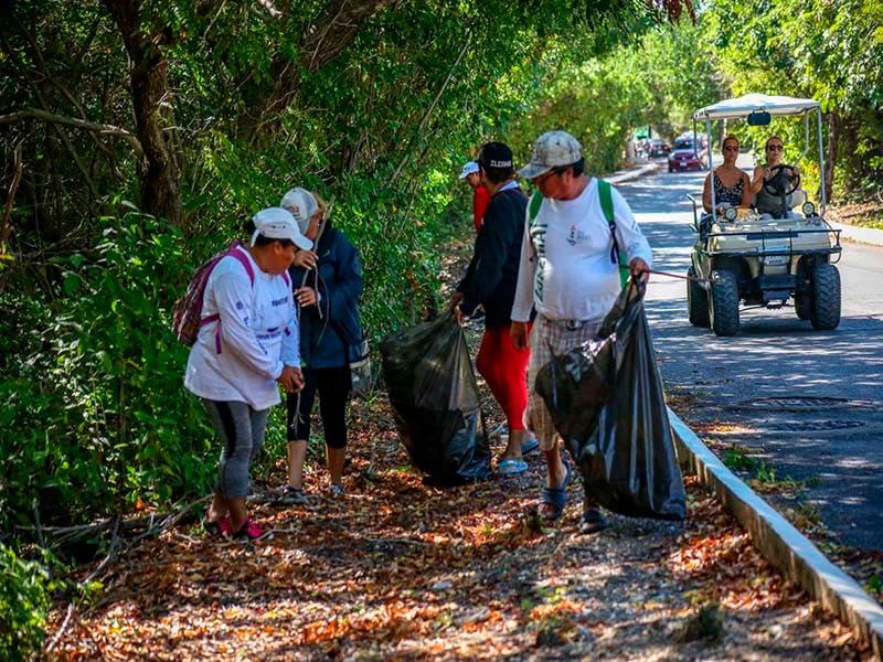 """El nuevo reto en Isla Mujeres el """"BasuraChallenge"""""""