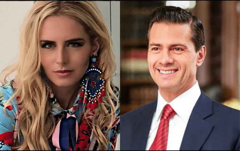 Tania Ruiz, ¿EMBARAZADA de Peña Nieto?