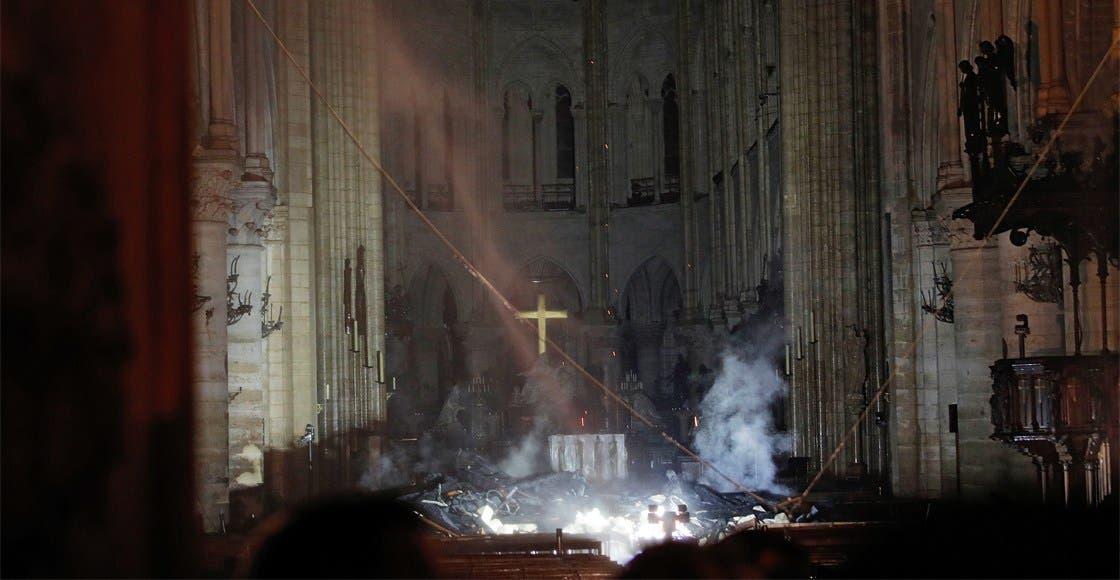 Catedral de Notre Dame cerrará acceso al públic