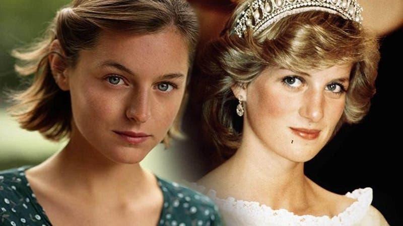 'The Crown' ya tiene a su Lady Di