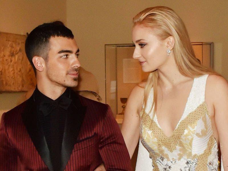 """Sophie Turner reveló detalles sobre su boda con Joe Jonas y planea una ceremonia """"íntima"""""""