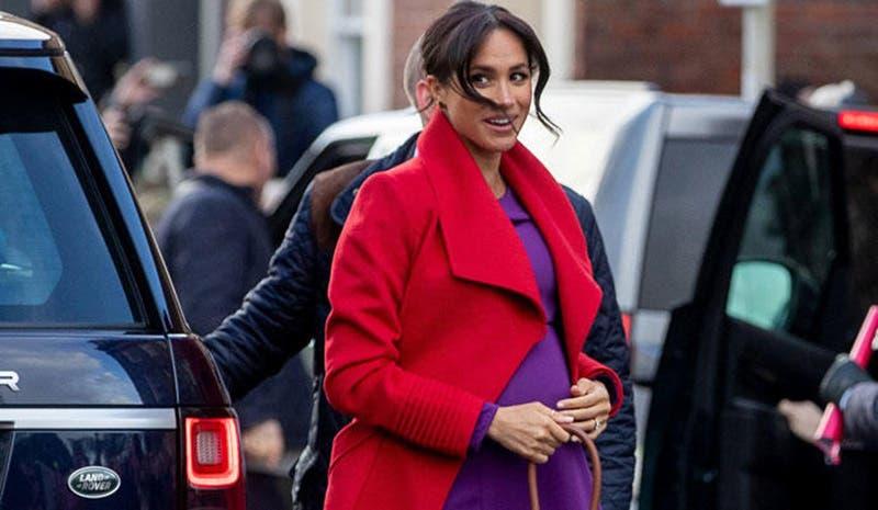 Sin duda el de Meghan Markle ha sido el embarazo con más escándalos para la familia real