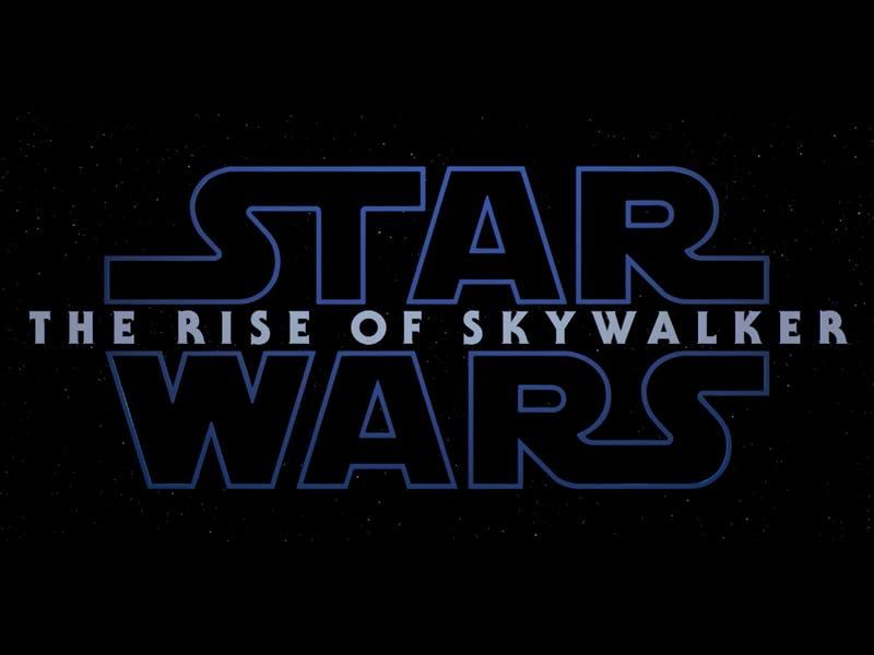 "Primer tráiler de Star Wars IX ""The Rise Of The Skywalker"""