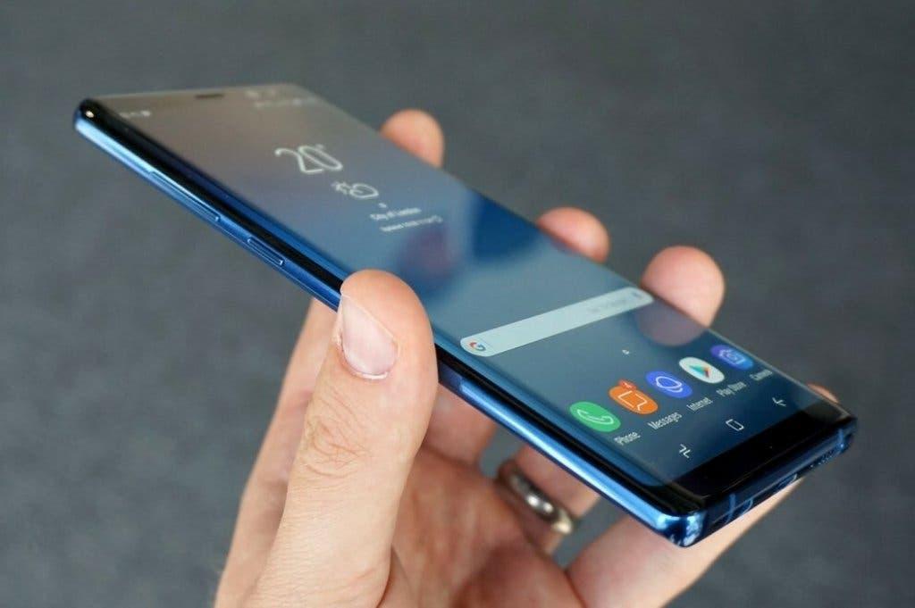 Samsung presenta el nuevo modelo S10 plus
