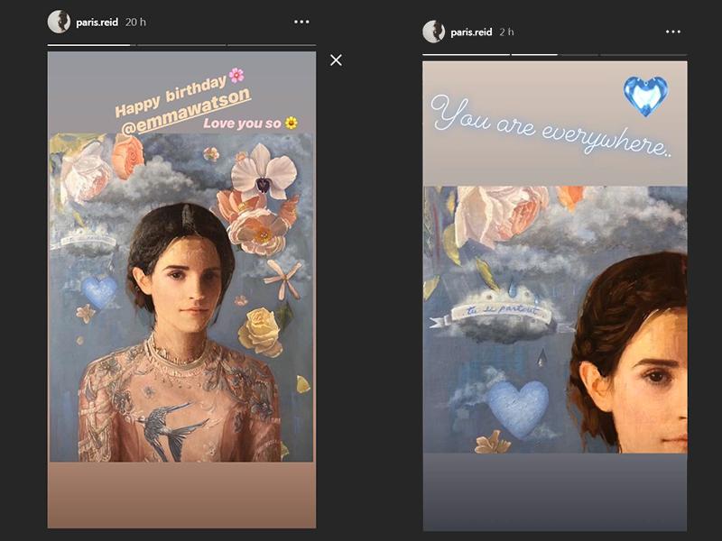 De esta manera celebra Emma Watson su cumpleaños número 29