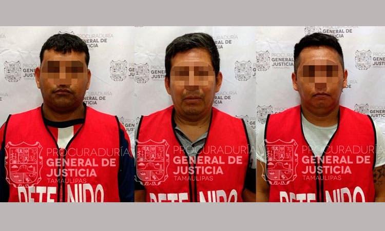 Los detenidos conocerán su situación jurídica en un periodo de 4 meses