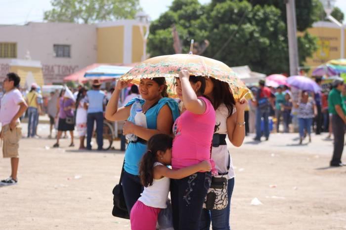 Hasta 40 grados de temperatura alcanzará Yucatán este viernes