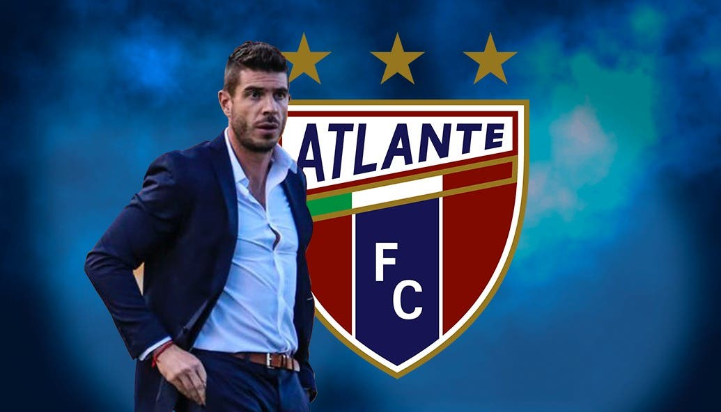 Ascenso MX: Atlante anuncia a Alex Diego como Director Técnico