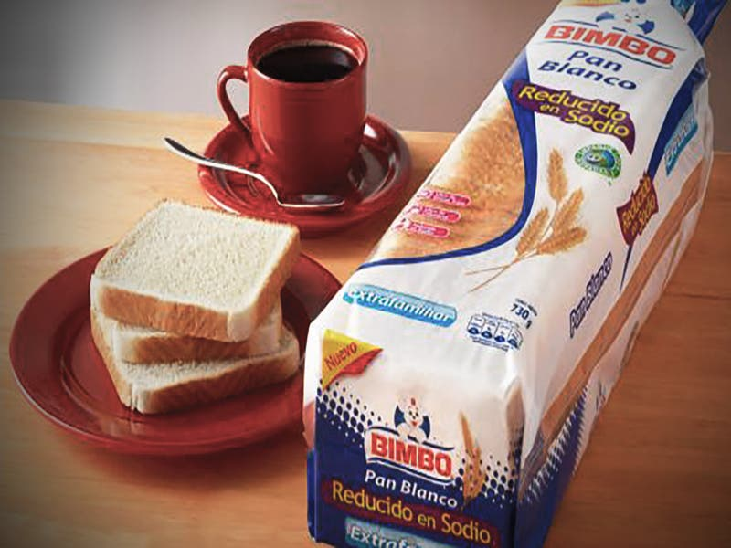 Comer pan Bimbo podría causar cáncer