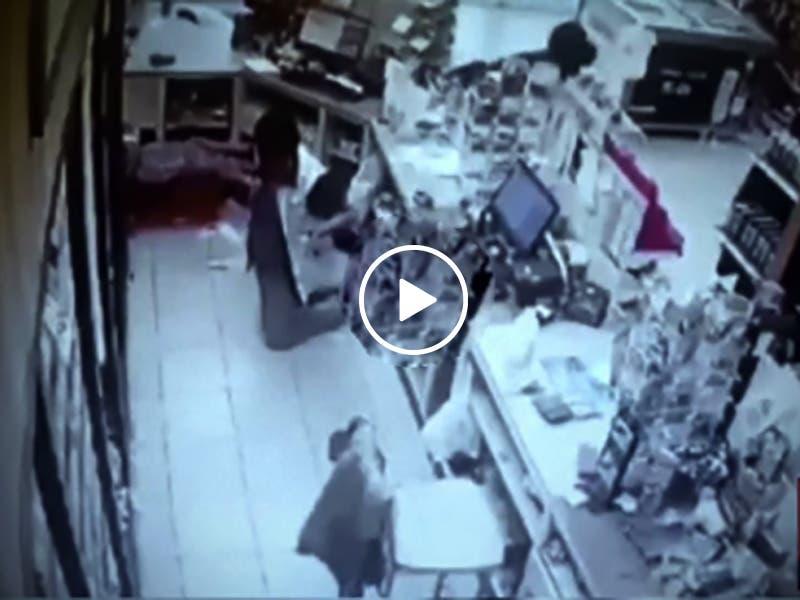 VÍDEO Ladrones asaltan y asesinan a un niño