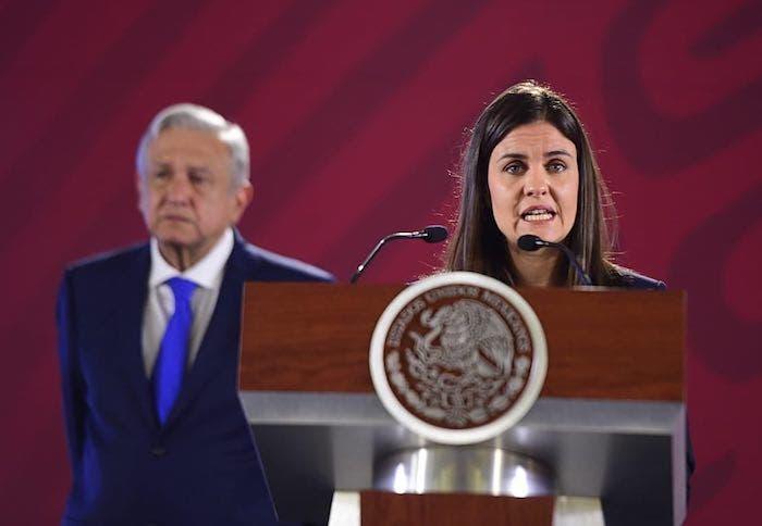 En el Día Internacional contra la Homofobia, el Presidente Andrés Manuel López Obrador estuvo acompañado de la Directora del Conapred.