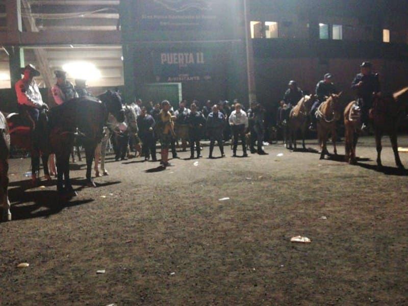 Liga MX: Policía interviene con aficionados de León tras perder Final