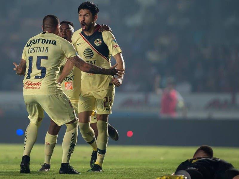 Liga MX: América vence a Veracruz en la Jornada 17 Clausura 2019