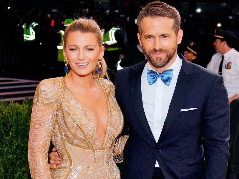 Blake Lively sorprende con tercer embarazo