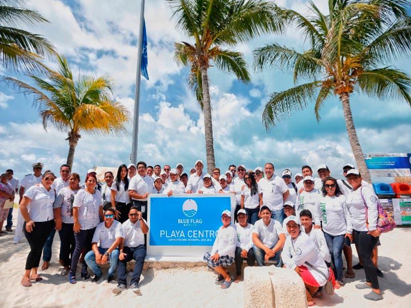 Isla Mujeres contará con tres playas certificadas con distintivo ´Blue Flag´