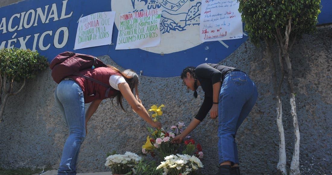 """""""Bala perdida"""" mató a alumna del CCH: Fiscal CdMx"""