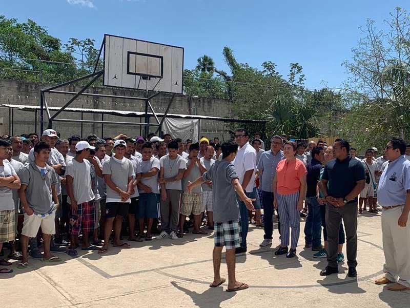 Continúa la tensión en el Cereso de Cancún