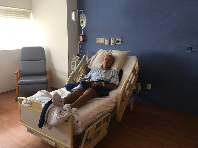"""Liga MX: 'Chelís' es hospitalizado, reporta que su """"salud no es buena"""""""