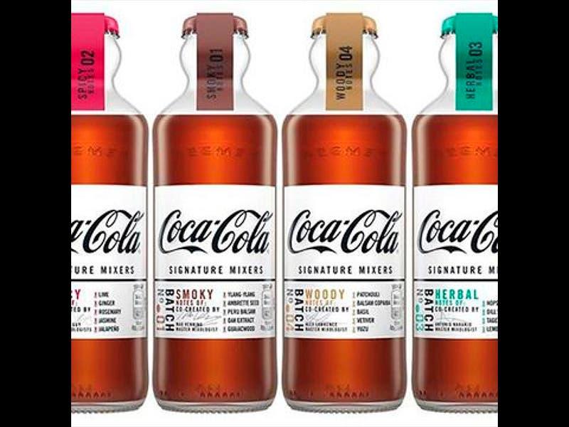 Habrá Cocas especiales para 'pistear'