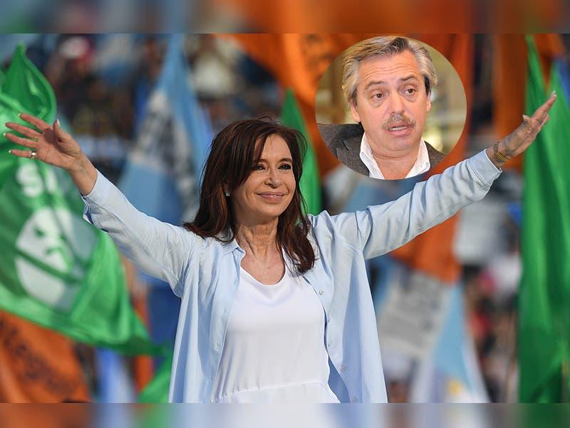 Cristina Kirchner irá como vicepresidenta de Alberto Fernández
