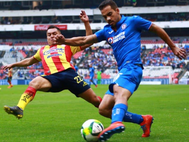 Liga MX: Cruz Azul y Monarcas empatan en Jornada 17 Clausura 2019