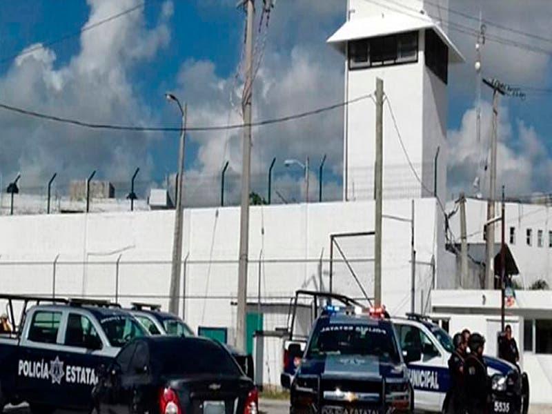 Ingresan al Cereso de Cancún a presuntos asesinos de custodios