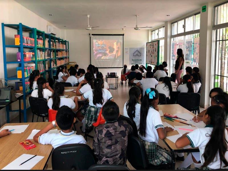 Conmemoran el ´Día Mundial de las Abejas´ en Puerto Morelos