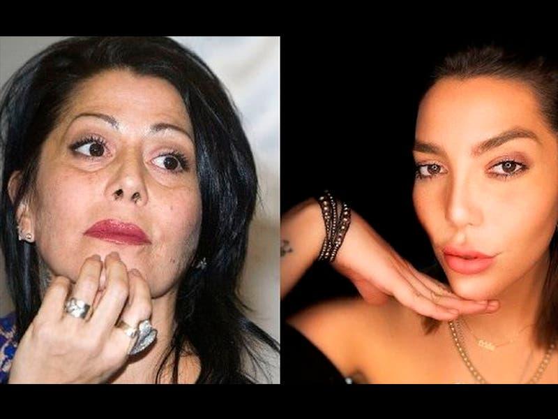 Cachan a Alejandra Guzmán con el ex de su hija Frida Sofía