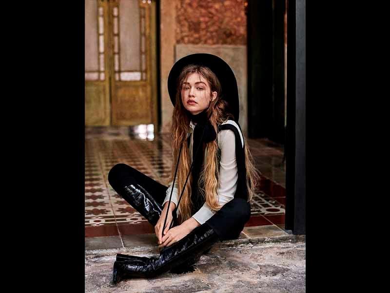 Protagoniza Gigi Hadid portada de Vogue en Yucatán