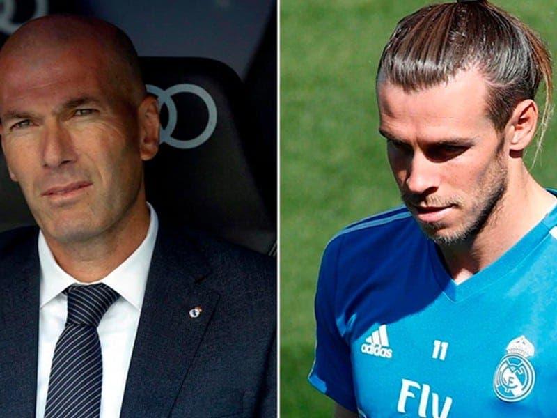 """LaLiga: """"No vivimos del pasado"""", Zinedine Zidane sobre Gareth Bale"""