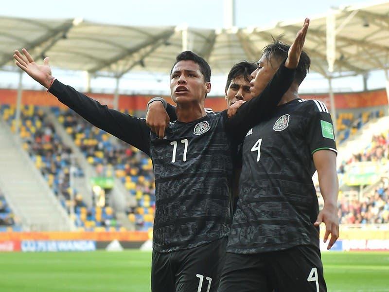 Polonia 2019: Así fue el primer gol de México en el Mundial Sub-20