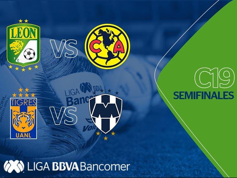 Liga MX: Fechas y horarios definidas para las Semifinales Clausura 2019