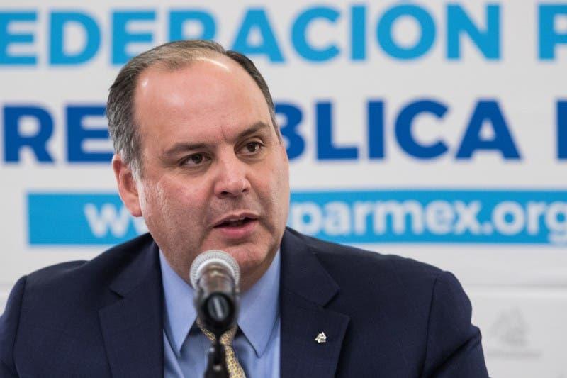 Gustavo de Hoyos, presidente de la Coparmex.