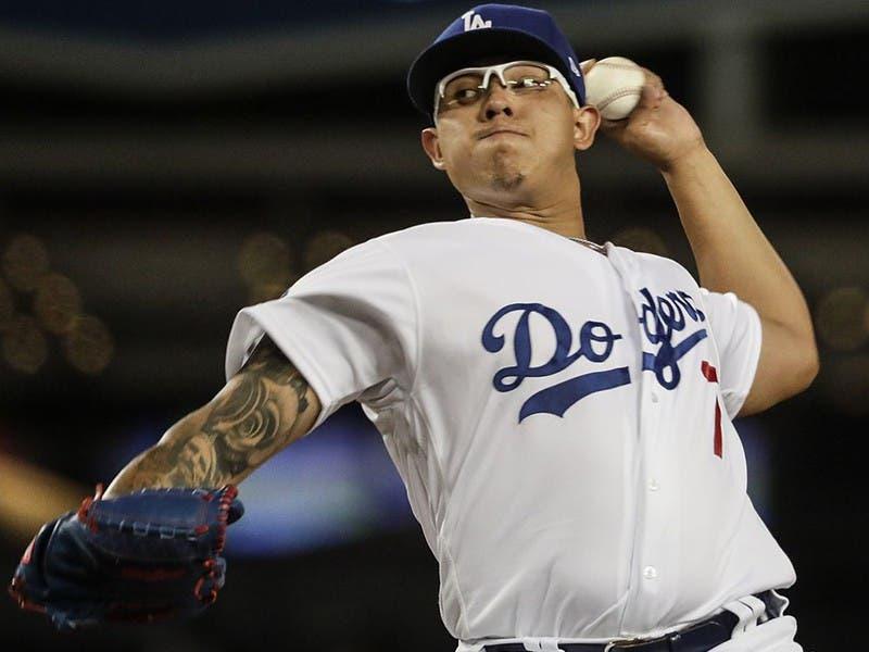 MLB: Julio Urías es dado de baja tras arresto por violencia doméstica