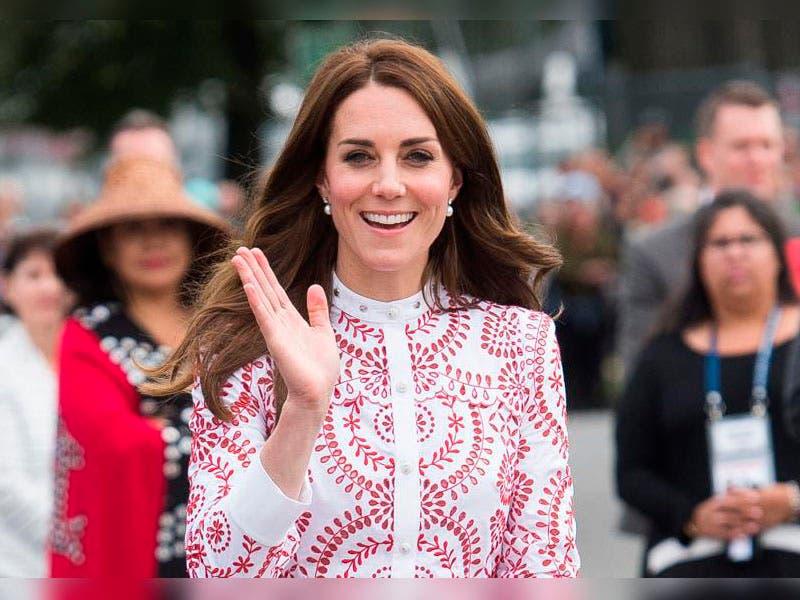 """Con esto Kate Middleton es la """"favorita"""" de la reina Isabel"""