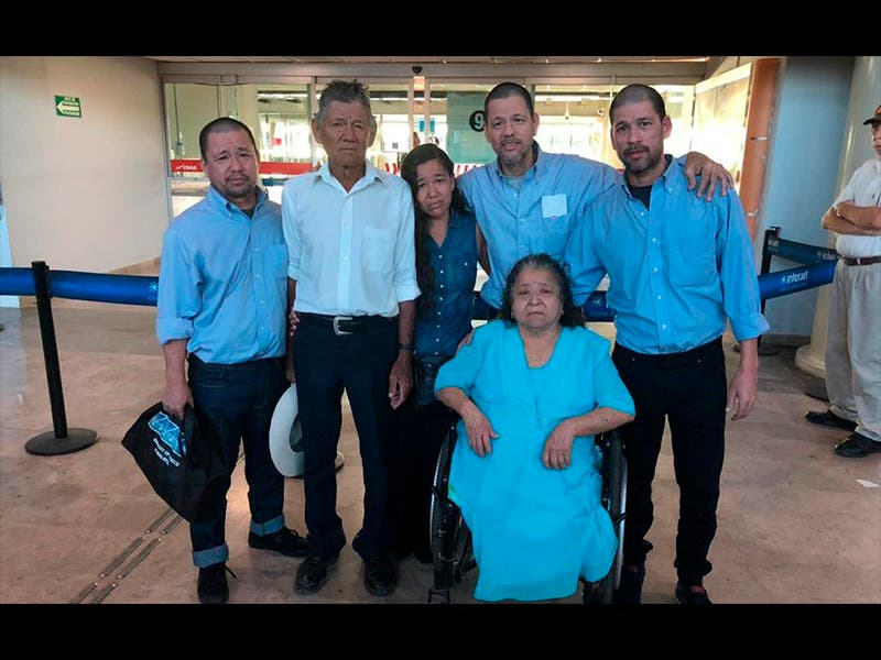 Sinaloenses vuelven tras recibir el perdón y librar la horca en Malasia