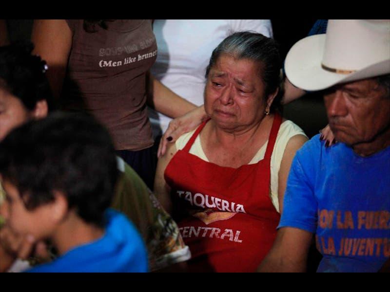 Madre de los hermanos González Villareal