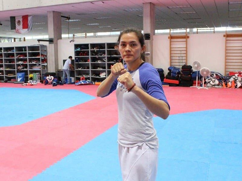 María Espinoza se queda con la plata en Mundial de Taekwondo 2019